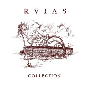 rvins collection cd baby art